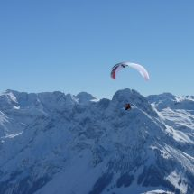 Paragliding Experience Of Thomas